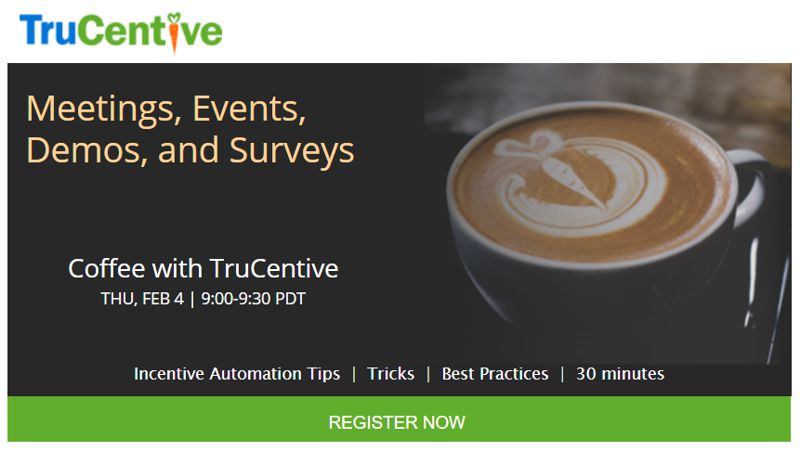 Coffee with TruCentive 02042121