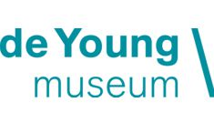 de young museum logo